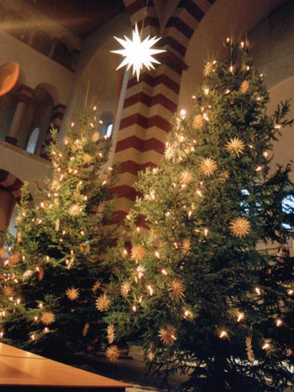 Christvesper an Heiligabend 24. Dezember