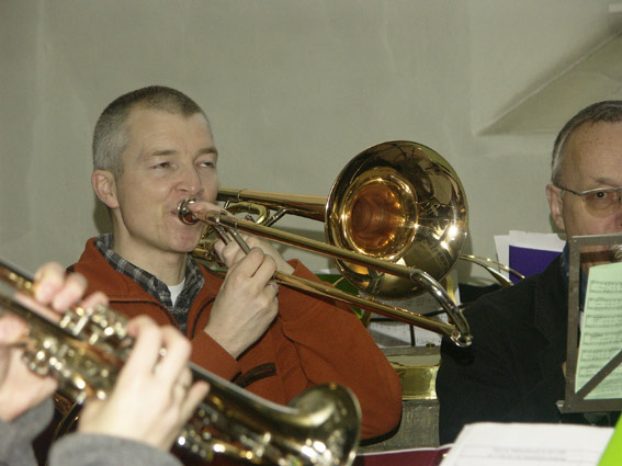 Weihnachtsmusik in Lamspringe 09. Januar 2005