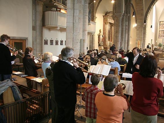 Gottesdienst zum Ostersonntag am 16. April 2006