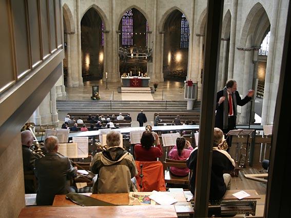 Gottesdienst zur Konfirmation am 28. Mai 2006