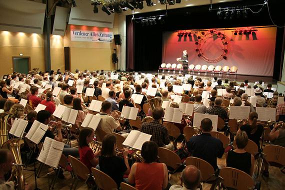 Posaunenfest 2006 in Verden